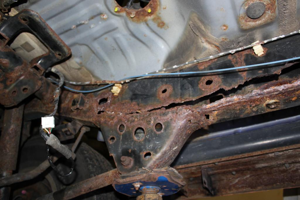 2000 Toyota 4runner Frame Rust Rot 12 Complaints