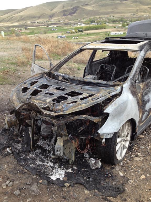 2009 Toyota Matrix Engine Fire 3 Complaints