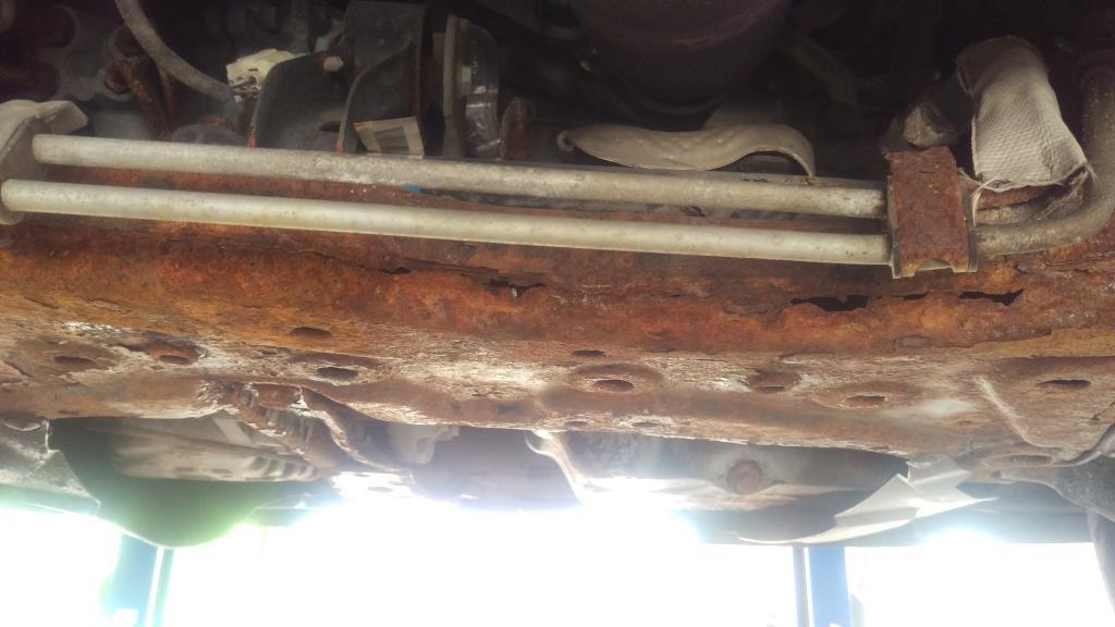 Big M Chrysler >> 2008 Dodge Caliber Entire Front End Suspension Failed: 12