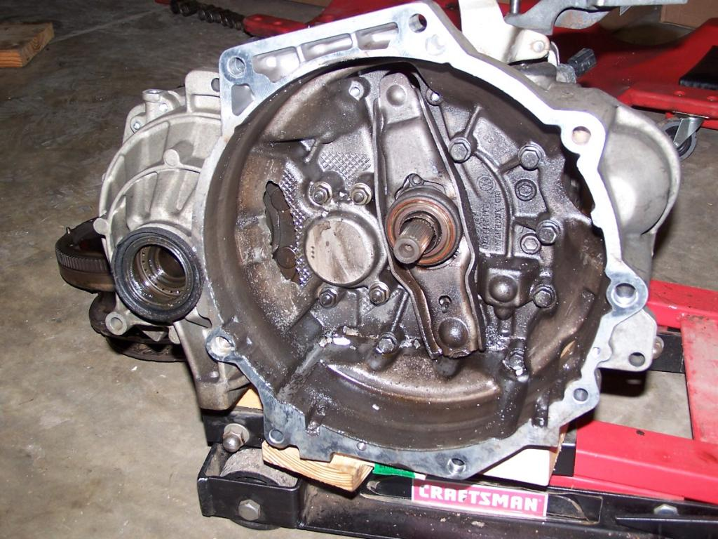 2006 Volkswagen Jetta Transmission Failure: 14 Complaints