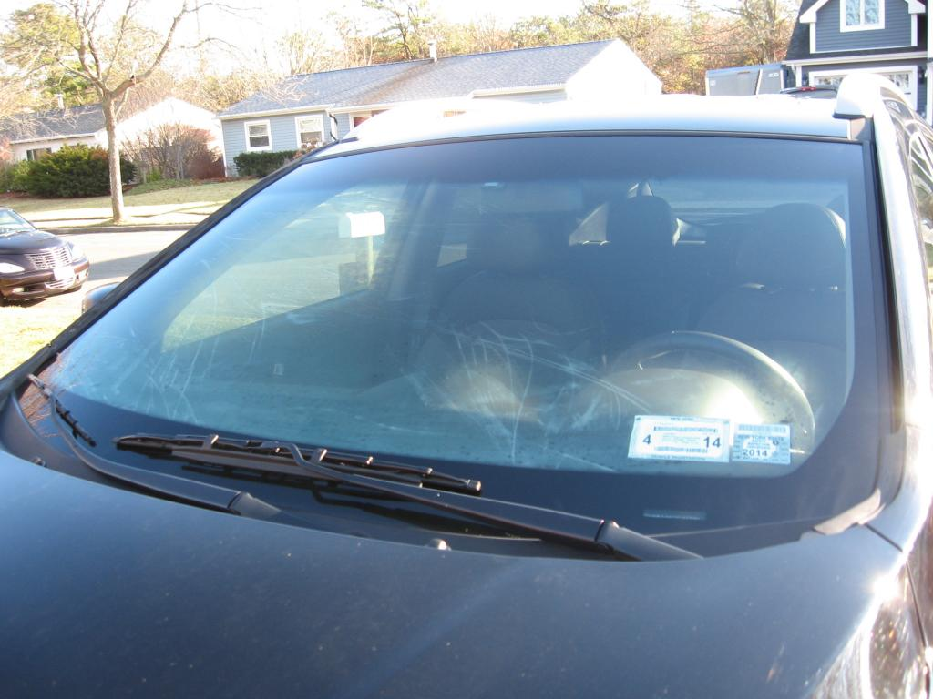 2012 Hyundai Tucson Condensation On Inside In Cold Weather