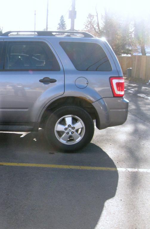 2008 Ford Escape Xlt >> 2008 Ford Escape Rusting: 27 Complaints