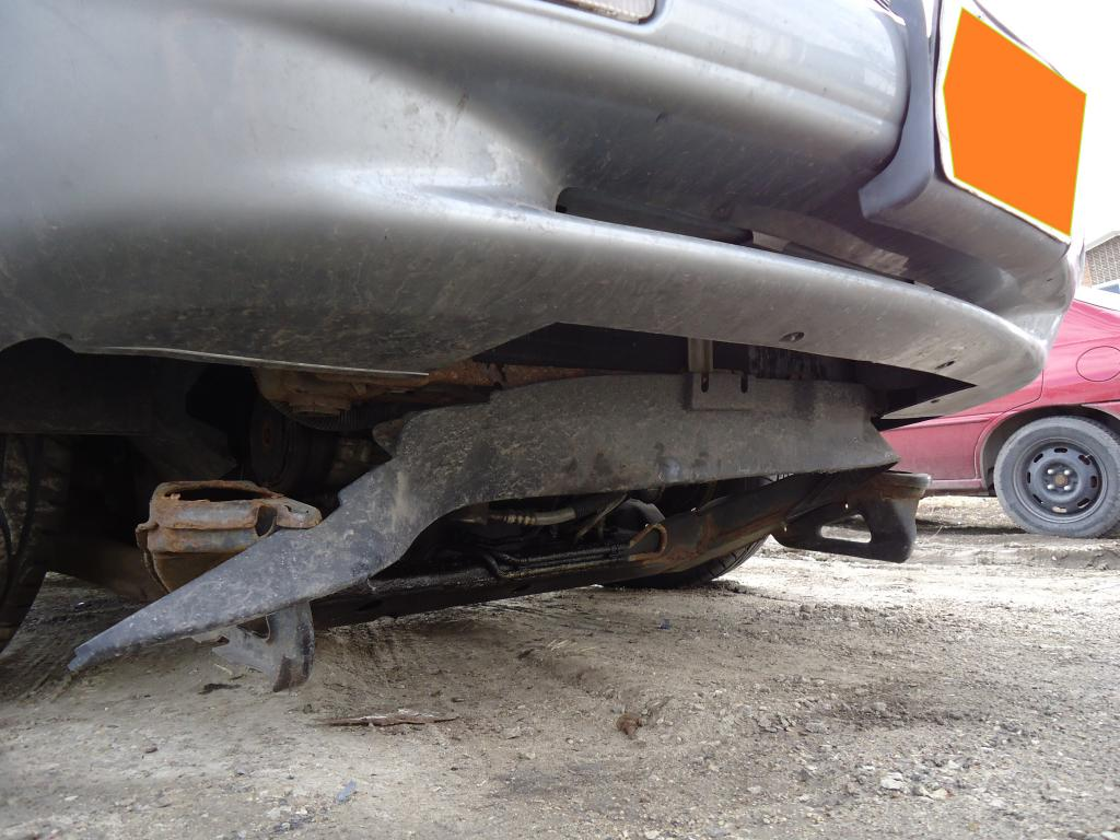 1996 Buick Regal Subframe Rusted  1 Complaints