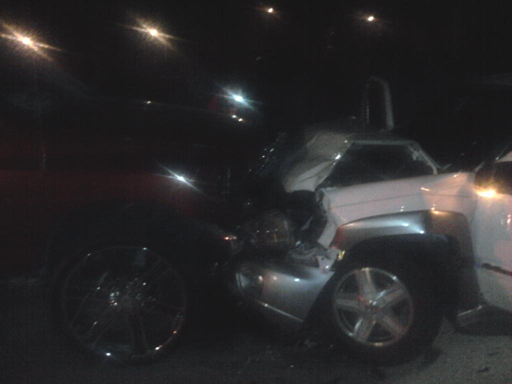2003 Chevrolet Trailblazer Airbags Didn't Deploy In A Wreck: 2