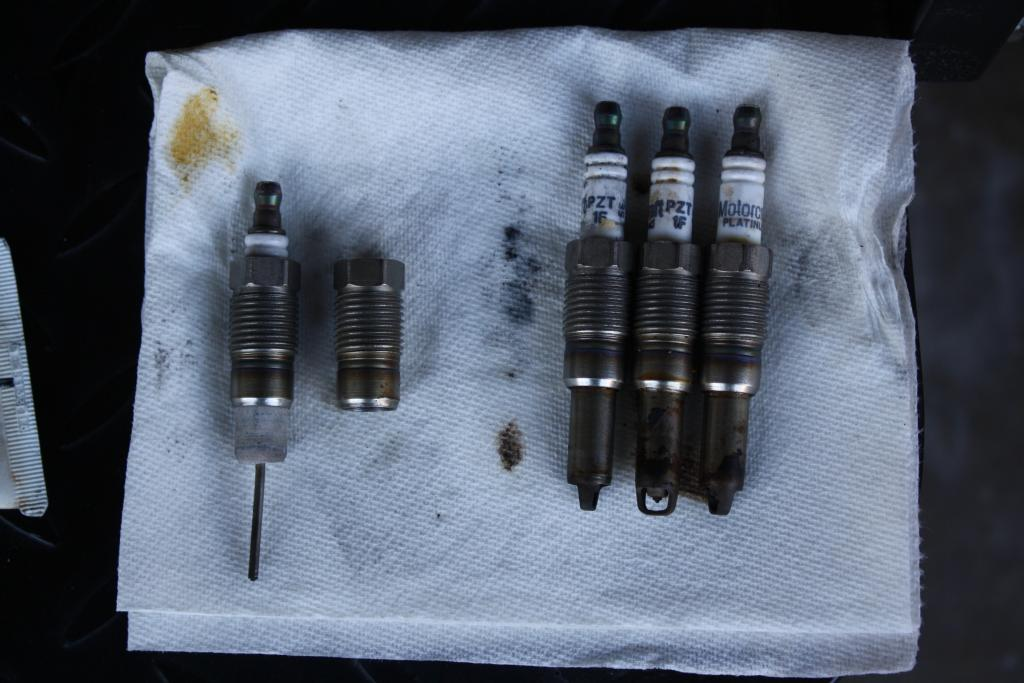 Changing A Car S Spark Plugs