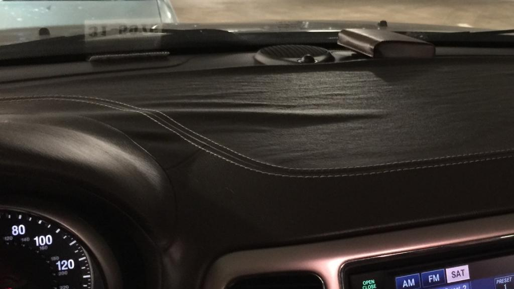 Jeep Extended Warranty >> 2011 Jeep Grand Cherokee Leather Dashboard Is Bubbling ...