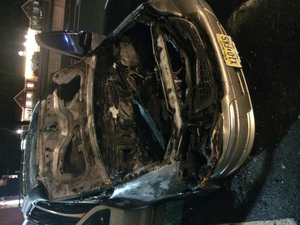 How Much Is A Car Alignment >> 2003 Ford Windstar Engine Fire: 1 Complaints