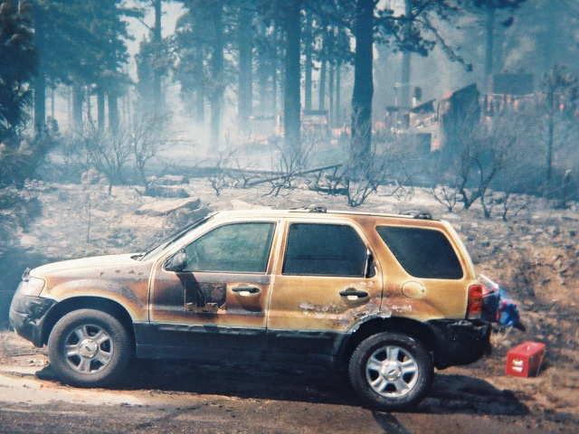 2003 ford escape paint caught fire 1 complaints. Cars Review. Best American Auto & Cars Review