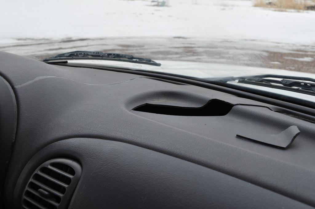 2015 Ram 2500 >> 1999 Dodge Ram 2500 Cracked Dashboard: 51 Complaints