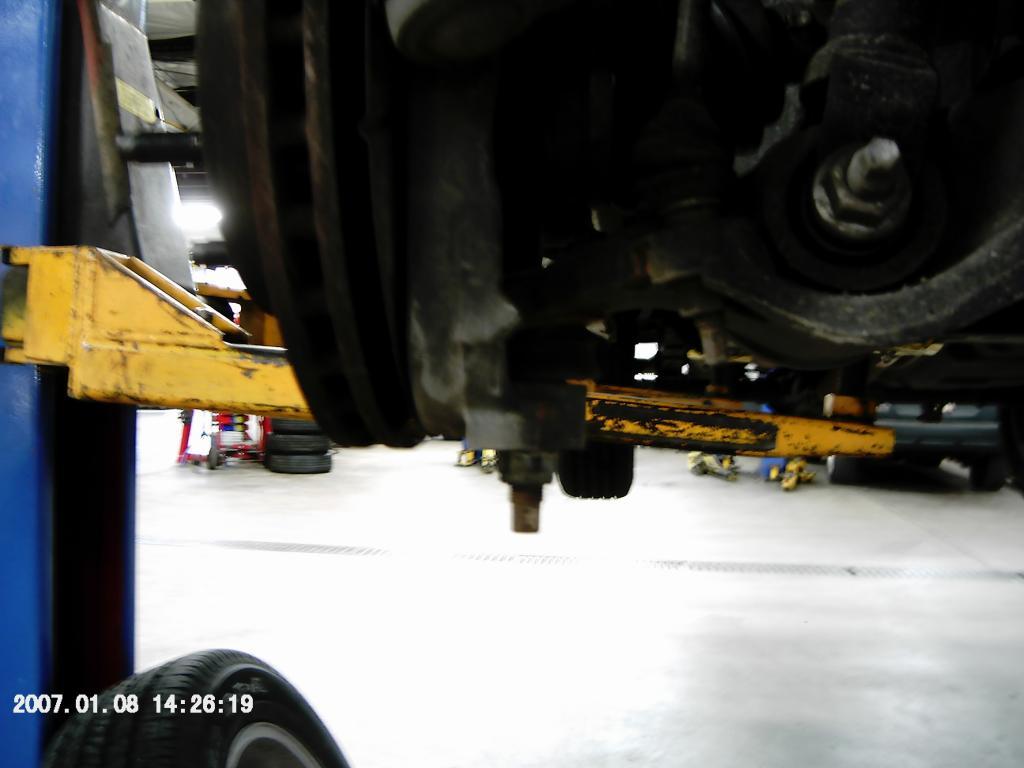 Chrysler Dealership Mn >> 2007 Dodge Dakota Ball Joint Failure: 3 Complaints