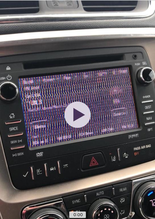 2014 Gmc Acadia Navigation Radio Console Out 1 Plaintsrhcarplaints: Gmc Acadia Navigation With Radio Off At Gmaili.net
