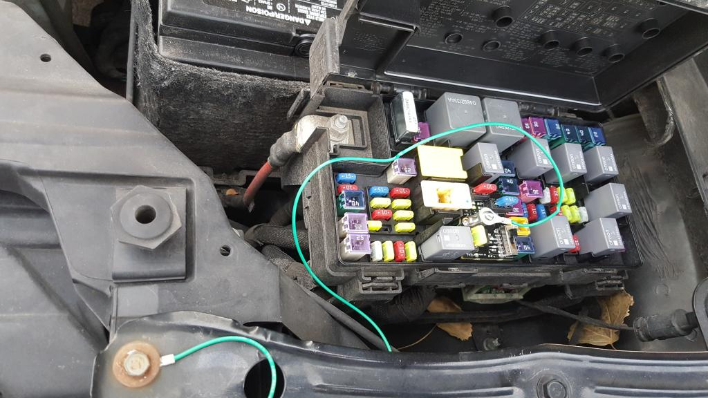 2013 Dodge Grand Caravan Engine Won't Turn Over, Won't Start