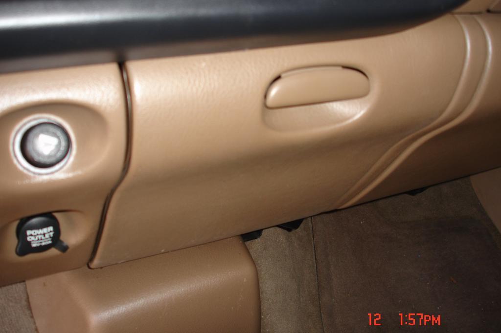 C D C F C F E R on 2001 Dodge Ram Dashboard Recall