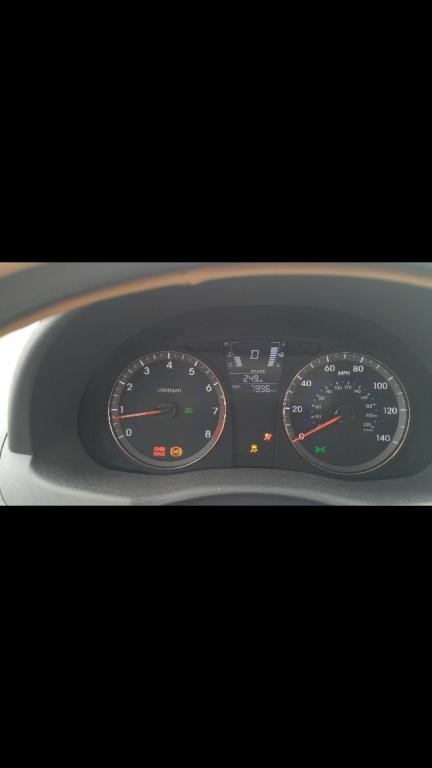 2014 Hyundai Accent Warningsindicators Malfunction 1 Complaints