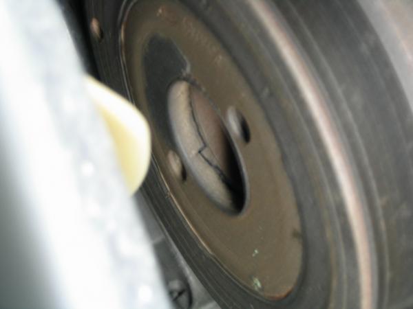 2004 Ford Explorer Harmonic Balancer Failed 7 Complaints