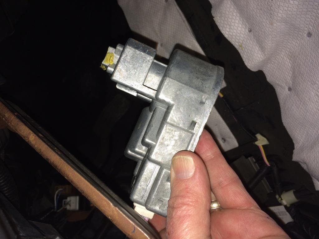 steering lock motor nissan altima