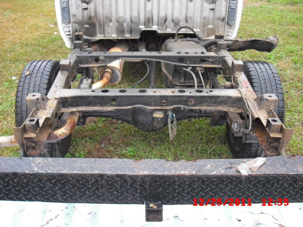 1993 Nissan Pickup Rusted Out Frame 2 Complaints