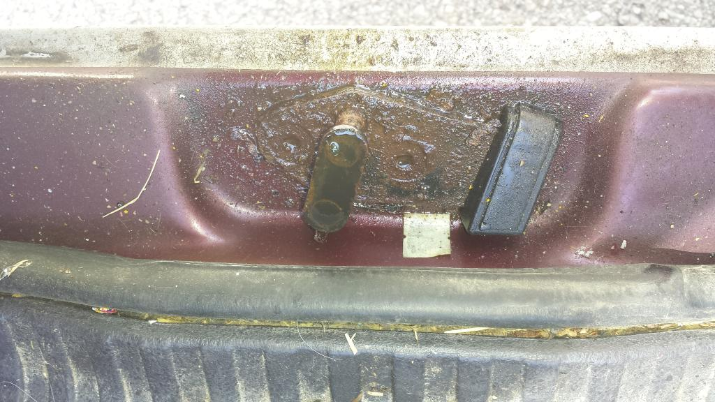 2001 Dodge Ram 2500 Door Latch Rusted Shut | CarComplaints com