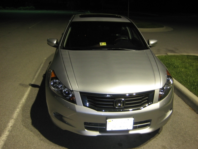 2010 Honda Accord Mottling Zebra Stripes 1 Complaints