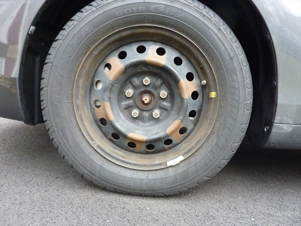 2007 Toyota Camry Wheels Rusting 6 Complaints