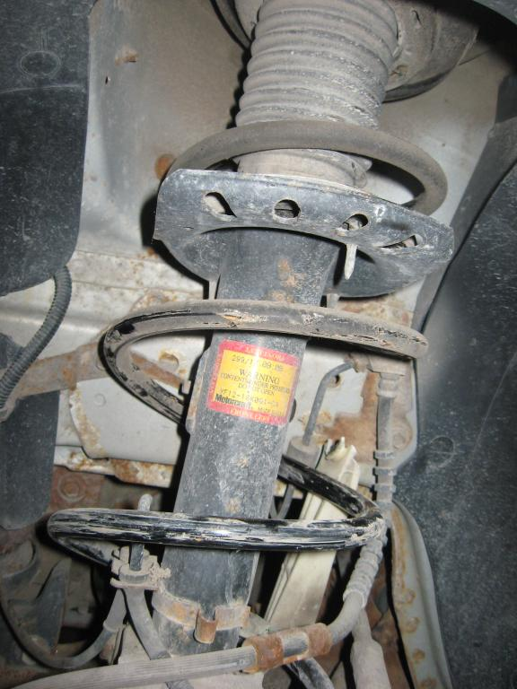 2002 Ford Taurus Broken Front Spring 48 Complaints