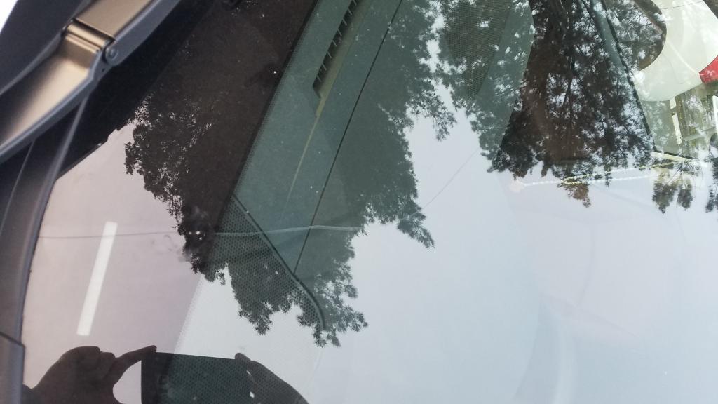 2019 Subaru Outback Windshield Crack   CarComplaints com