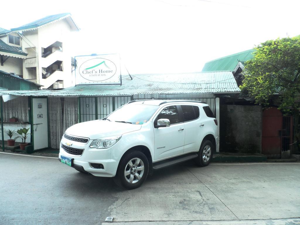 2013 Chevrolet Trailblazer Roll Away On Park Gear And ...