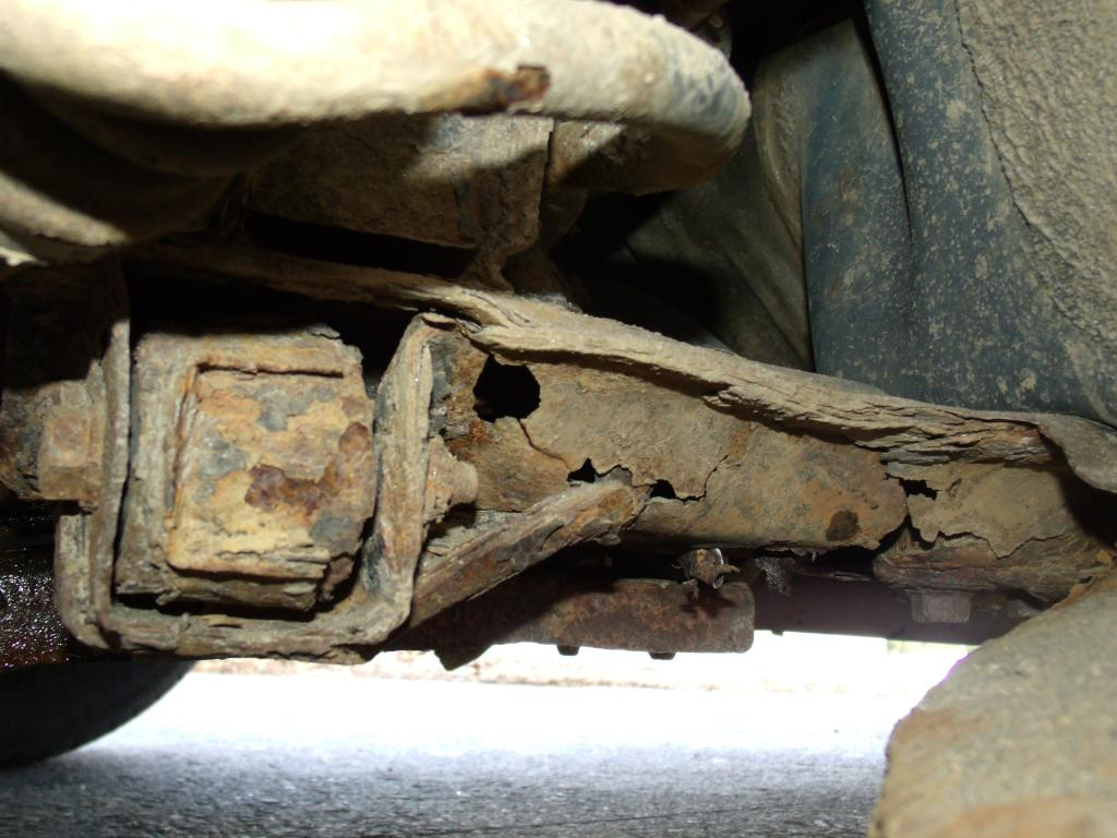 Kia Sephia Transmission Problems2001 Rio 1 3 Automatic Related 2000 Engine Diagram Wheel Assembly Rusted Out Complaints
