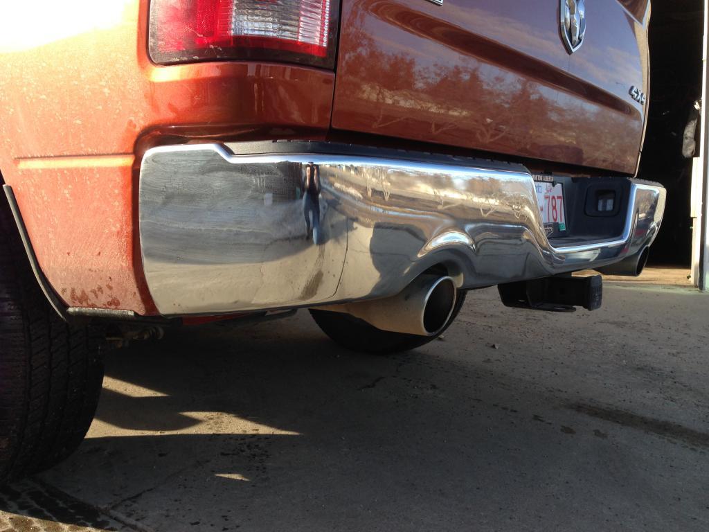 2013 Ram 1500 Premature Excessive Rusting 4 Complaints 2012 Dodge Exhaust