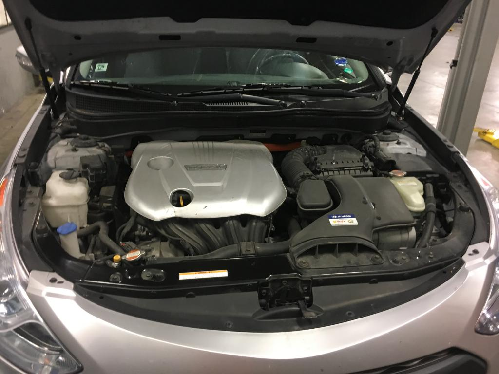 2011 Hyundai Sonata Hybrid Engine Failure | CarComplaints com