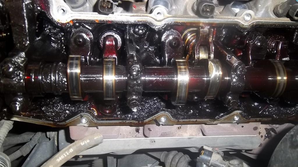 2004 Dodge Dakota Oil Sludge Resulting In Engine Failure