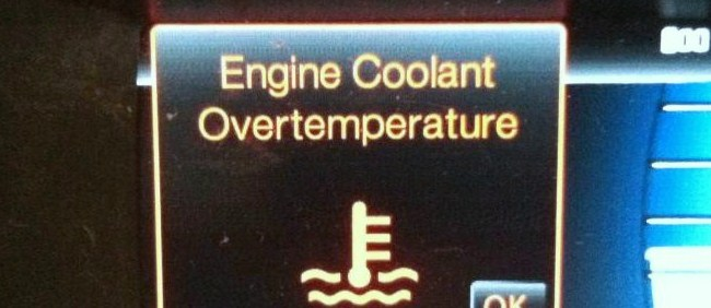 Engine Overheating