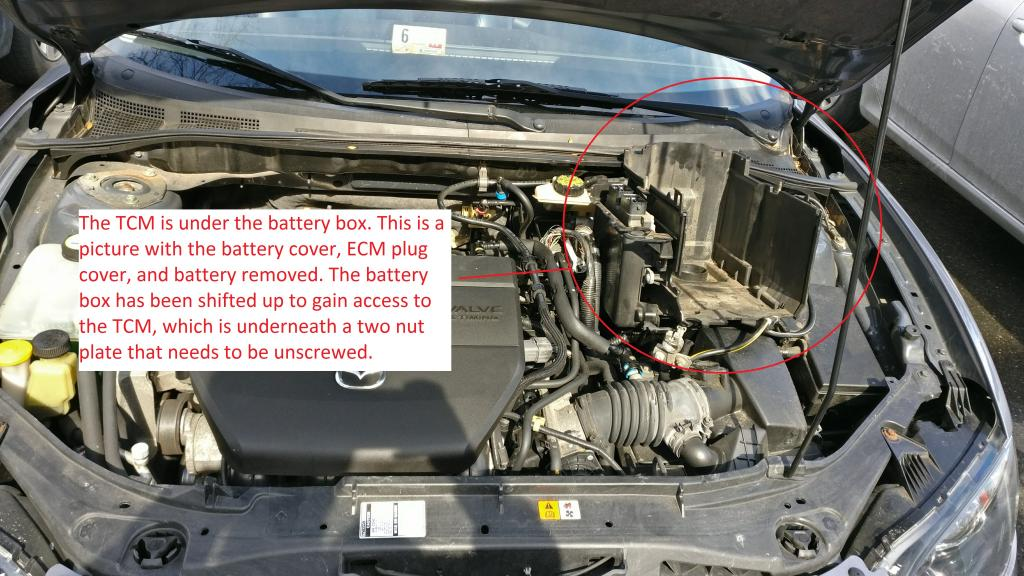 2006 Mazda Mazda3 Car Downshifted With A Jolt 2 Complaints