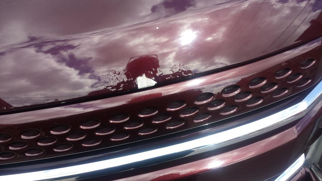 Paint Bubbles On Car Rust