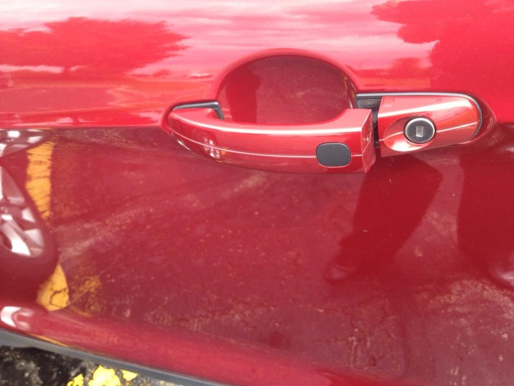 2014 Ford Escape Door Handle Sticks Door Won T Latch 6