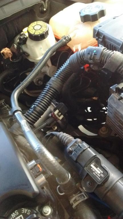 2012 Chevrolet Cruze Coolant Leak | CarComplaints com