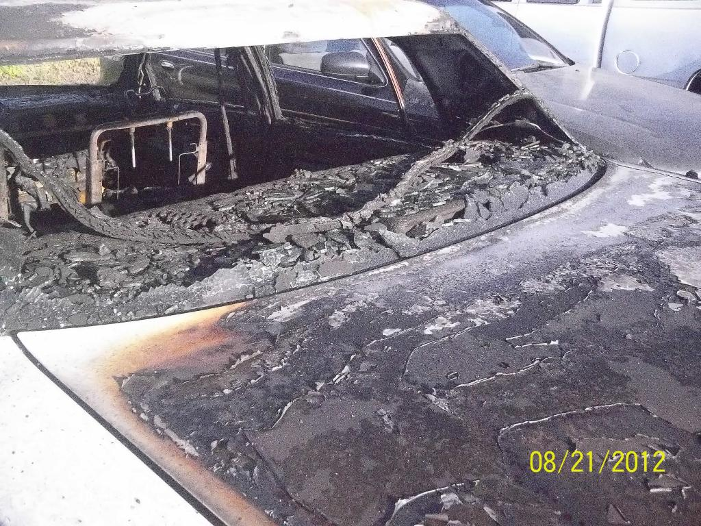 1994 Cadillac Deville Engine Caught On Fire And Exploded 1 Complaints