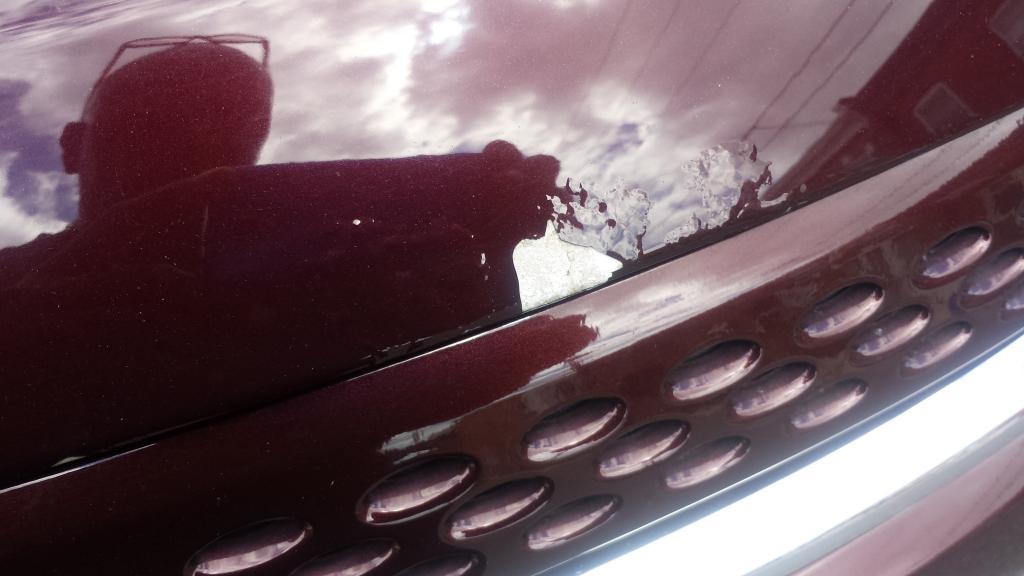 Ford Explorer Limited >> 2011 Ford Explorer Rust Bubbles Under Paint: 5 Complaints