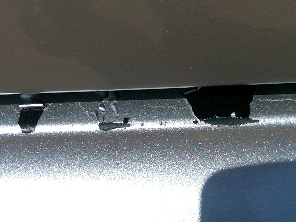 2011 Honda Cr V Paint Peeling 1 Complaints