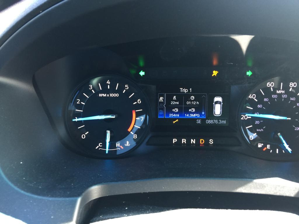 2016 Ford Explorer Wrench Light On: 53 Complaints | Page 3
