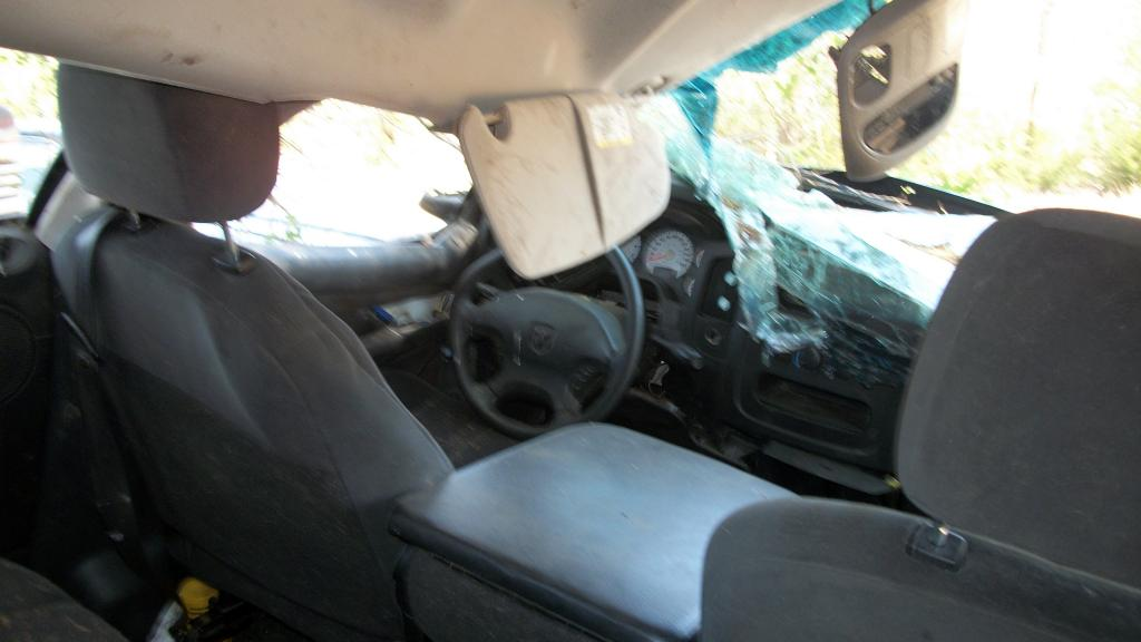 2003 Dodge Ram 1500 Airbags Failed To Deploy In Accident