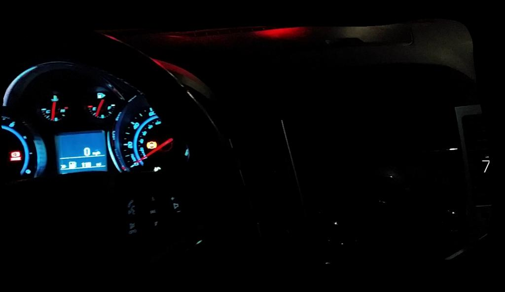 chevy hhr dash warning lights