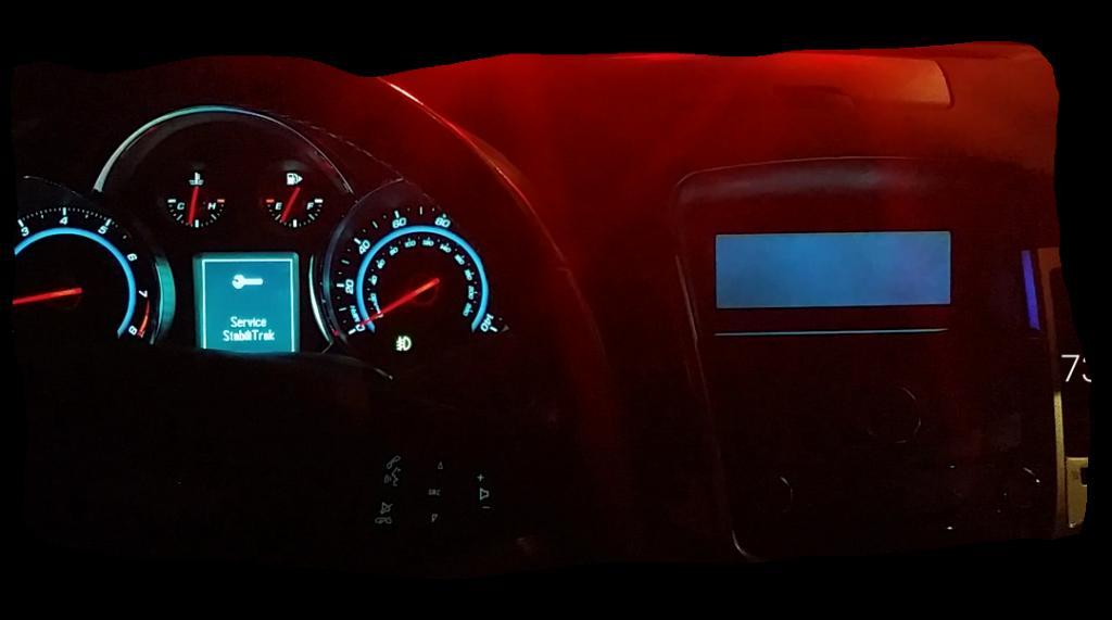 2012 chevrolet cruze dashboard lights going off 2 complaints. Black Bedroom Furniture Sets. Home Design Ideas