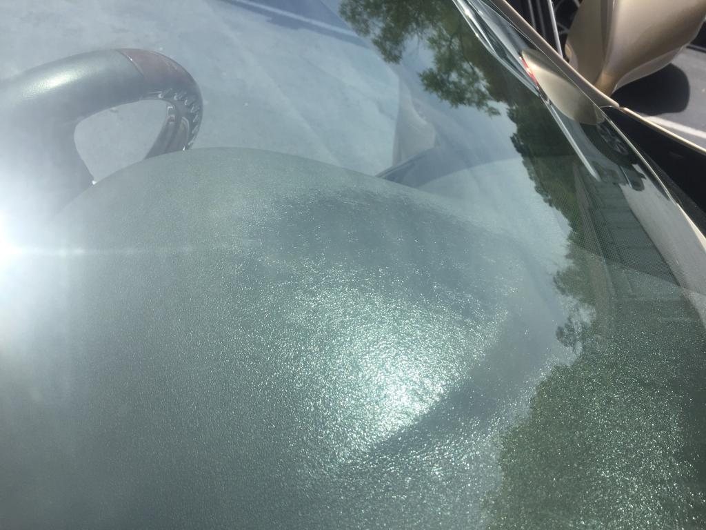 2007 Lexus ES 350 Melting Dashboard | CarComplaints com