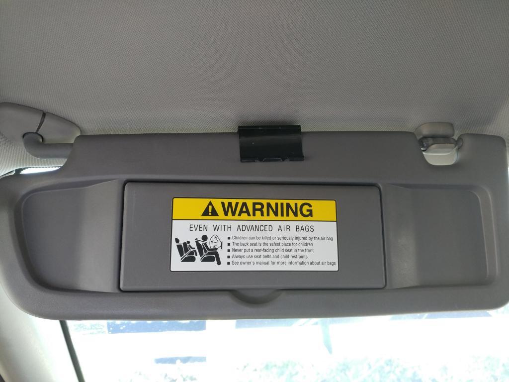 2009 Honda Civic Sun Visor Broken: 31 Complaints
