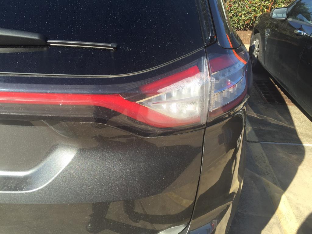 2015 Ford Edge Rear Lights Fogging And Condensation 3 Complaints Fog