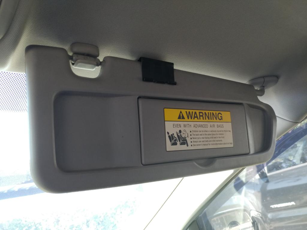 2009 Honda Civic Sun Visor Broken  31 Complaints 12f5bade58d