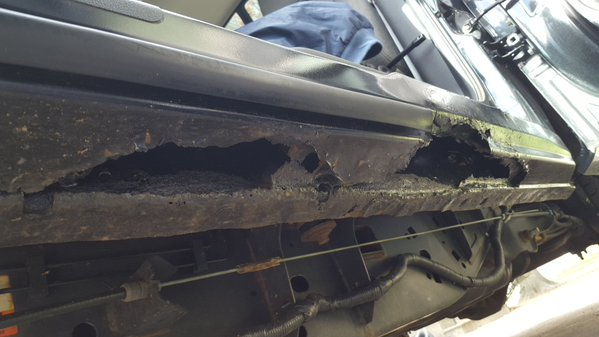 2010 Ford F 150 Rocker Panels Rusting 7 Complaints