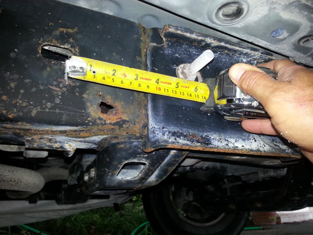 2006 Toyota Tacoma Severely Rusting Frame  4 Complaints