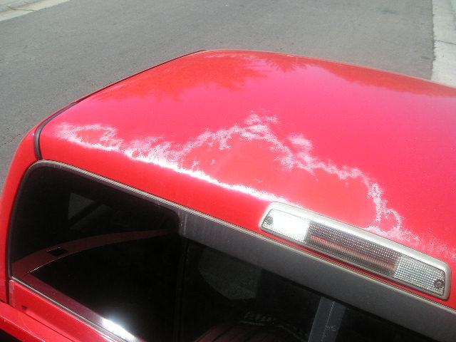 2001 Dodge Ram 1500 The Clear Coat Is Peeling 12 Complaints
